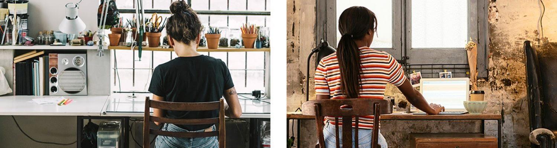 homeoffice workspace workforce