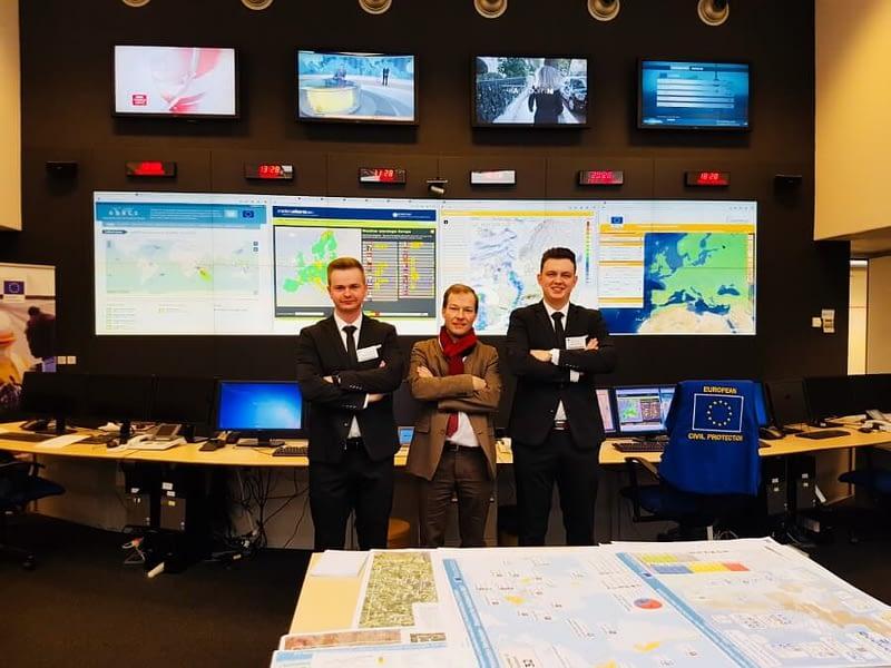 EU Intellope Brusel QREG